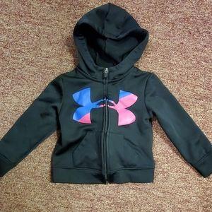 3t girls Under Armour hoodie